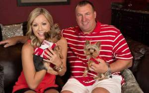 American Football Coach Bret Bielema Happily Married To Jennifer Hielsberg in 2012, How Well Are They Doing In Their Married Life? Do they Have Any Children?