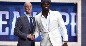 The 2019 NBA Draft's first overall pick Zion Williamson Salary and Earnings in 2020; His Endorsement Deals, Net worth, Family, and More